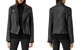 Leather Barn Coat Womens Quilted Jacket Bloomingdale U0027s