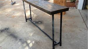 long narrow table great console table entry long narrow tables