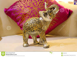elephant showpiece stock photo image 56657831