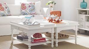 beach themed coffee table white coastal table coastal wash table