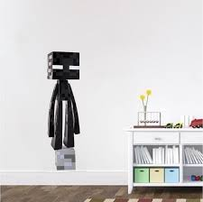 minecraft enderman bedroom wall decal minecraft wall design addthis sharing sidebar
