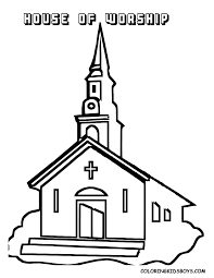 church coloring pages best coloring pages adresebitkisel com