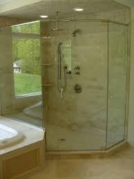 3 Panel Shower Door Frameless Shower Door Gallery Sterling Mirror Inc