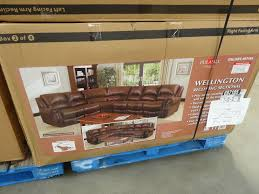Sectional Sofas That Recline by Wellington Reclining Sectional