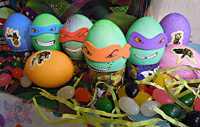 easter egg decorating kits dudley s easter nickelodeon mutant turtl flickr