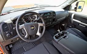2008 Silverado Interior 2010 Hd Three Quarter Ton Gasoline Trucks Srw Pickuptrucks Com