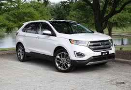 porsche suv 2015 white test drive 2015 ford edge titanium review car pro