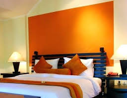 orange and blue bedroom orange colour bedroom your space with these inspiring wall colors