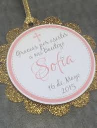baptism favor tags 25 tags scallop communion orbaby christening baptism favor