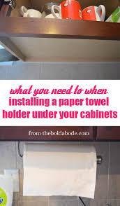 best 25 paper towel storage ideas on pinterest paper towel