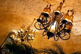 rainy xcaret wine cellar wedding chantal and rich del sol