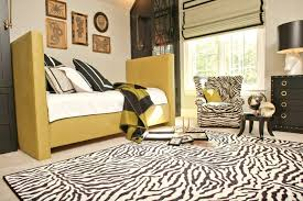 Zebra Area Rug Zebra Area Rug Style Deboto Home Design Vs Square Zebra