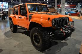 jeep indonesia jeep gives a trio of customs an encore showing at sema localisé