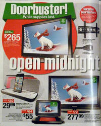 target black friday open target black friday 2011 ad scan