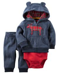 3 piece little jacket set boys babies and babies clothes