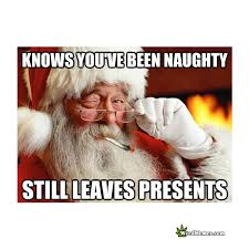 Santa Meme - top 15 stoner santa claus pics memes for a marijuana christmas