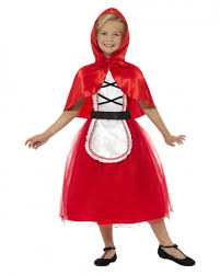 Red Riding Hood Halloween Costume Kids Red Riding Hood Children U0027s Costume Girls Horror