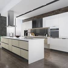 how to get polyurethane cabinets item oppein custom white polyurethane flat pack rta kitchen cabinets