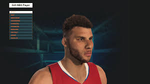 how to get blake griffin hair nlsc forum blake griffin cyberface v3 final