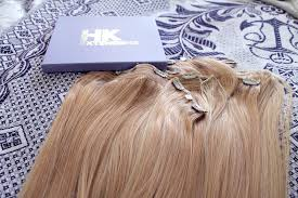 in hair extensions reviews looks hair extensions review a rosie outlook