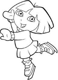 dora coloring pages for toddlers include a few coloring pages in the goody bags pink pirate party