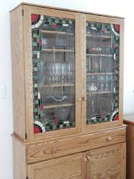 stained glass cupboard doors art deco stained glass cabinet doors