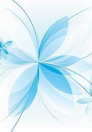Blue Flower Backgrounds - decorative background light blue flower petals light blue