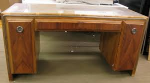 Veneer Desk Conserving Antique Furniture Common Issues With Veneer And Glue