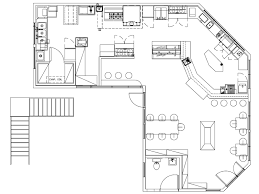 Commercial Kitchen Floor Plans - commercial kitchen commercial kitchen floor plan floor plans small