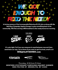 Bed Stuy Campaign Against Hunger Stashed On Twitter