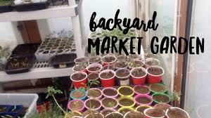 how to start a market garden on a budget with homeplace journal