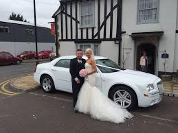wedding bentley chrysler 300