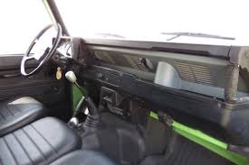 new land rover defender interior just listed 1985 land rover defender 90 five speed automobile