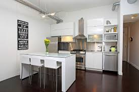 Kitchen Decorating  Modern Condo Decor Kitchen Design Condo - Kitchen cabinets montreal