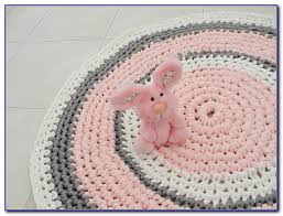 Round Pink Rug For Nursery Kids Bedroom Rugs Australia Interior Design