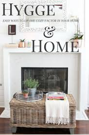 hygge u0026 home easy ways to up the cozy factor in your home