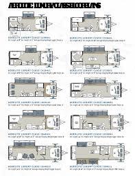 Dutchmen Aerolite Floor Plans 2017 Dutchmen Aerolite Brochure Rv Literature