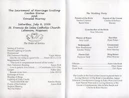 simple wedding program wording wedding ideas staggering wedding party program wording 50th