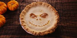 how to make jack skellington pumpkin pie delish com