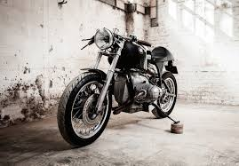 bmw vintage motorcycle sette nero creating custom made motorcycles in london