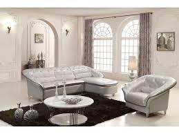 black soft carpet on white ceramic flooring tile has white leather