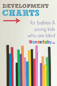 How To Interact With Blind People Development Charts For Blind U0026 Visually Impaired Babies U0026 Children