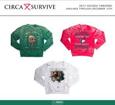 circa survive home facebook