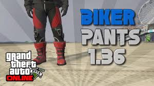 biker pants gta 5 clothing glitches 1 36 new u0027 u0027biker pants glitch u0027 u0027 obtain