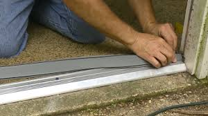 Exterior Door Seal Replacement How To Replace An Entry Door Threshold Today S Homeowner