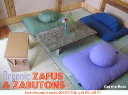 zafu meditation pillow how to make your own