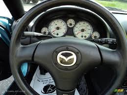 mazda steering wheel 2002 mazda mx 5 miata roadster black steering wheel photo