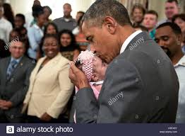 White House Tours Obama by U S President Barack Obama Kisses A Baby As He Greets