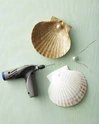 how to make seashell ornaments seashell