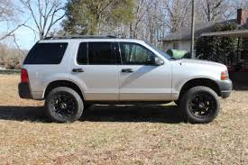 2000 ford explorer lift lifted 2003 ford explorer 3 inch lift 33 inch tires awesome